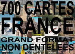FRANCE. 700 CPM-GF - Postcards