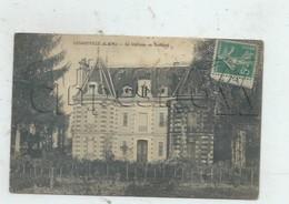 """Longueville (77) : GP De La Villa Bourgeoise Dite """"Le Château De Besnard""""  En 1905 PF - Autres Communes"""