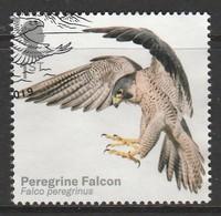 GB 2019 Birds Of Prey 1st Multicoloured SW 4053 O Used - Oblitérés