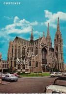 Belgique Belgium Oostend Ostend Cathédrale St. Pierre Et Paul - Oostende