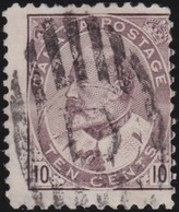 Canada      .   SG  .   182     .    O    .  Cancelled    .   /    .   Gebruikt - 1903-1908 Regering Van Edward VII
