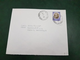 (31188) STORIA POSTALE ITALIA 1977 - 1946-.. République