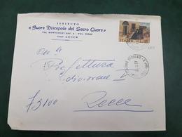 (31191) STORIA POSTALE ITALIA 1977 - 6. 1946-.. Repubblica