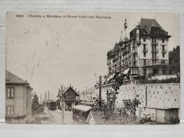 Chamby S. Montreux Et Grand Hôtel Des Narcisses - VD Vaud