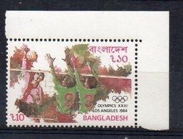 BANGLADESH - 1984 - 23rd OLYMPICS - 23éme OLYMPIADES - LOS-ANGELES - VOLLEY-BALL - - Bangladesh