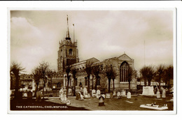 CPA - Carte Postale Royaume Uni Chelmsford-The Cathedral-1954   VM2379 - England