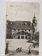 Fribourg. Hôtel De Ville - FR Fribourg