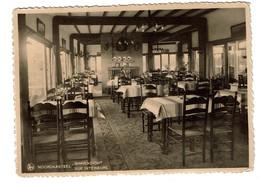 Restaurant Noordkasteel Anvers / Antwerpen - Binnenzicht / Vue Intérieure - Circulée - 2 Scans - Antwerpen