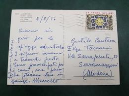 (31199) STORIA POSTALE ITALIA 1977 - 1946-.. République