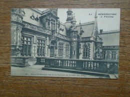Fécamp , La Bénédictine à Fécamp , Musée & Oratoire , Vus De La Terrasse De La Salle Des Abbés - Fécamp