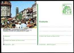 97905) BRD - P 130 H1/7 - * Ungebraucht - 3400 Göttingen - Marktplatz - [7] République Fédérale