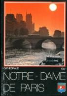 75 - Paris Et Ses Merveilles : Cathédrale Notre Dame De Paris - Notre Dame De Paris