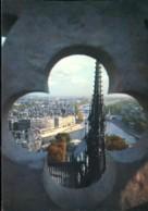 75 - Paris Vu Des Tours De Notre Dame - Notre Dame De Paris