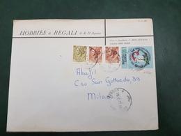 (31201) STORIA POSTALE ITALIA 1977 - 6. 1946-.. Repubblica