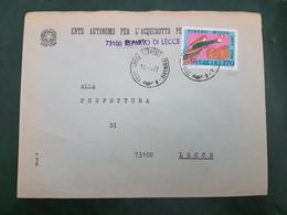 (31203) STORIA POSTALE ITALIA 1977 - 6. 1946-.. Repubblica