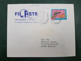 (31204) STORIA POSTALE ITALIA 1977 - 6. 1946-.. Repubblica