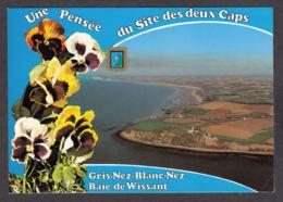 82553/ PAS-DE-CALAIS, Site Des Deux Caps, Blanc-Nez - Gris-Nez Et Baie De Wissant, Une Pensée De - France