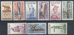 1960 ITALIA OLIMPIADI DI ROMA MNH ** - 6. 1946-.. Repubblica