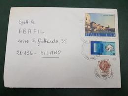 (31208) STORIA POSTALE ITALIA 1977 - 6. 1946-.. Repubblica