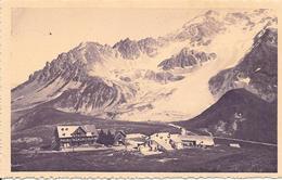 CPA-1935-05-COL Du LAUTARET.Les HOTELS Et Le COMBEYNOT(3155m)-TBE - Autres Communes