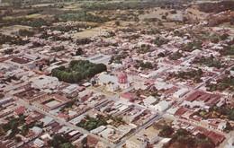 AERIAL VIEW ALEJUELA, COSTA RICA. CARLOS FEDERSPIEL & CO. VOYAGEE YEAR 1957 - BLEUP - Costa Rica