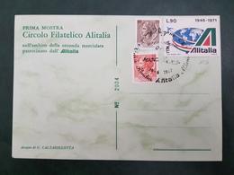 (31211) STORIA POSTALE ITALIA 1977 - 6. 1946-.. Repubblica