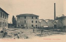 I107 - 38 - BEAUREPAIRE - Isère - Usine De Soierie - Beaurepaire