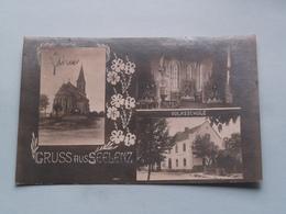 Gruss Aus SEELENZ ( Edit.: ? ) 1922 ( See Photo For Detail ) ! - Tchéquie