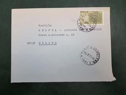 (31218) STORIA POSTALE ITALIA 1977 - 6. 1946-.. Repubblica