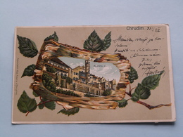 CHRUDIM ( Edit.: Jos. Kosina ) 1922 ( See Photo For Detail ) ! - Tchéquie