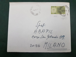 (31220) STORIA POSTALE ITALIA 1977 - 6. 1946-.. Repubblica
