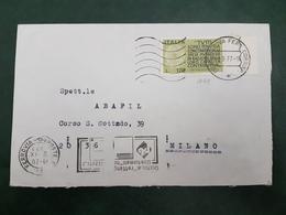 (31222) STORIA POSTALE ITALIA 1977 - 6. 1946-.. Repubblica