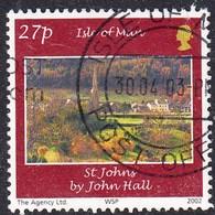 2002 Isle Of Man -  Photography Winners - St Johns - SG1019 Used - Isle Of Man