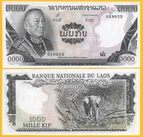 Laos 1000 KipP-18 ND (1974) (unissued) UNC Banknote - Laos
