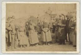 Cabinet Circa 1890 . Belgique . Liège . Botteresses . - Photographs