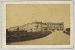 Cabinet Circa 1890 . Belgique . Liège . Ile Du Commerce . - Photographs