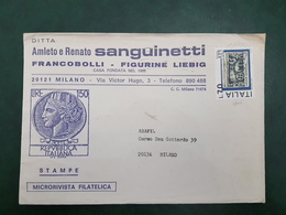 (31231) STORIA POSTALE ITALIA 1977 - 6. 1946-.. Repubblica