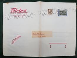 (31232) STORIA POSTALE ITALIA 1977 - 6. 1946-.. Repubblica