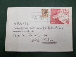 (31233) STORIA POSTALE ITALIA 1977 - 6. 1946-.. Repubblica