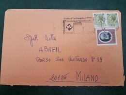 (31234) STORIA POSTALE ITALIA 1977 - 6. 1946-.. Repubblica