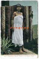 Postcard Rosauer Ethnic India Chamacoco Puerto 14 De Mayo Chaco Argentina - Argentine