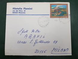 (31236) STORIA POSTALE ITALIA 1977 - 6. 1946-.. Repubblica