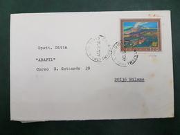 (31237) STORIA POSTALE ITALIA 1977 - 6. 1946-.. Repubblica