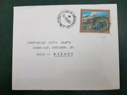 (31238) STORIA POSTALE ITALIA 1977 - 6. 1946-.. Repubblica