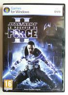 JEU PC STAR WARS LE POUVOIR DE LA FORCE II - VERSION FRANCAISE INTEGRALE - PC-Games