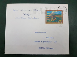 (31240) STORIA POSTALE ITALIA 1977 - 6. 1946-.. Repubblica