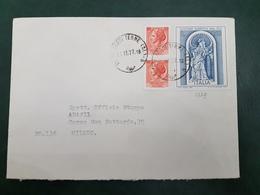 (31241) STORIA POSTALE ITALIA 1977 - 6. 1946-.. Repubblica