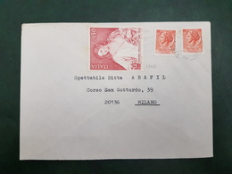 (31242) STORIA POSTALE ITALIA 1977 - 6. 1946-.. Repubblica