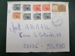 (31245) STORIA POSTALE ITALIA 1977 - 6. 1946-.. Repubblica
