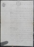 E.Raynaud à Chappes(03)P.Tourret à Murat(03)P.Guillaumin à Deux-Chaises, Héritage, Succession. - Manuscrits